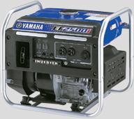 インバーター発電機は、精密機器にも使えます