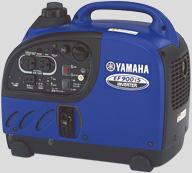 900ワットまで使用できるインバーター発電機で投光器も使用可能♪